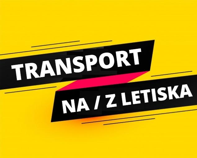 Transport - Preprava z a na letisko